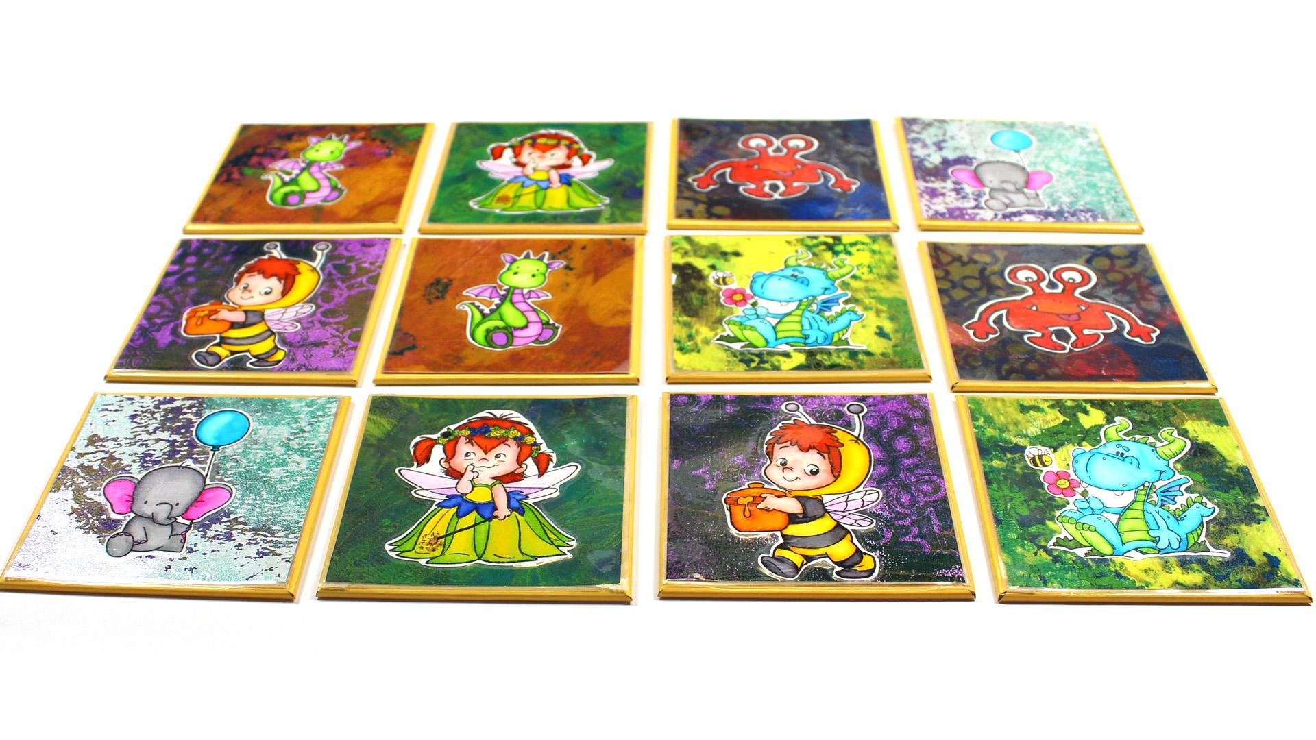 Memory Spiel Für Kleinkinder Basteln Kreativbunt