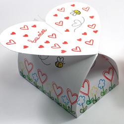 Gut bekannt Schachteln | Schachteln aus Papier und Karton selber machen GJ65