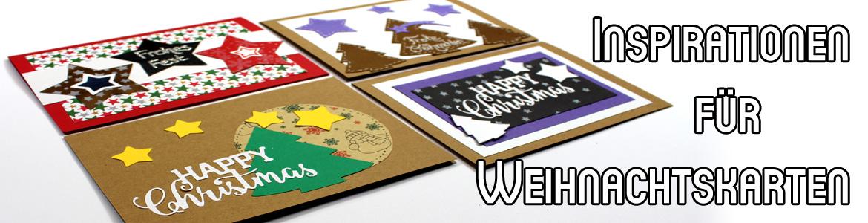 Weihnachtskarten Mit Bild Gestalten.Weihnachtskarten Gestalten Einfache Kreative Ideen Zur