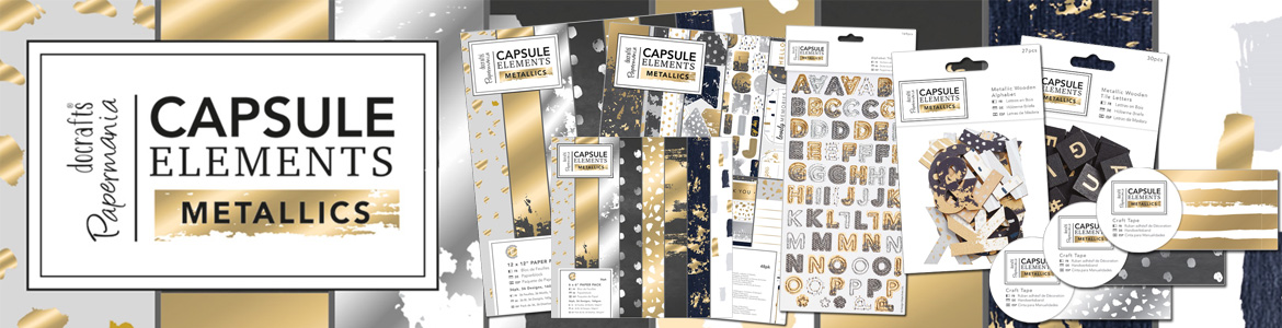 Capsule Collection: Elements Metallic