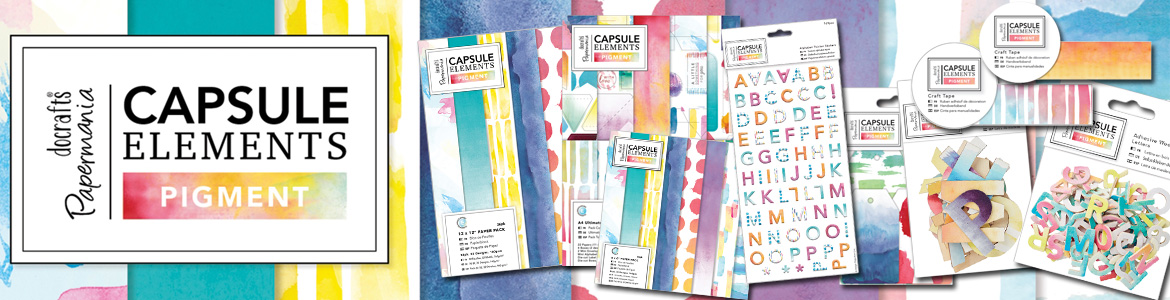 Capsule Collection: Elements Pigment