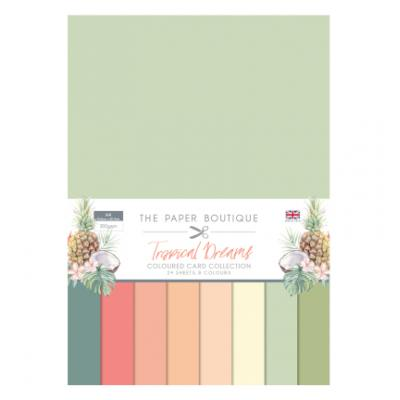 The Paper Boutique Tropical Dreams - Cardstock
