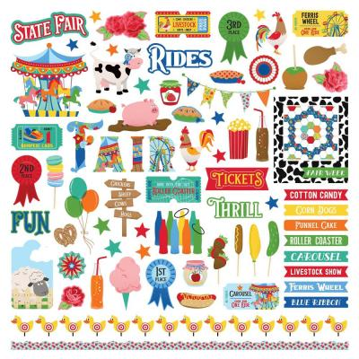 PhotoPlay State Fair Sticker - Elements