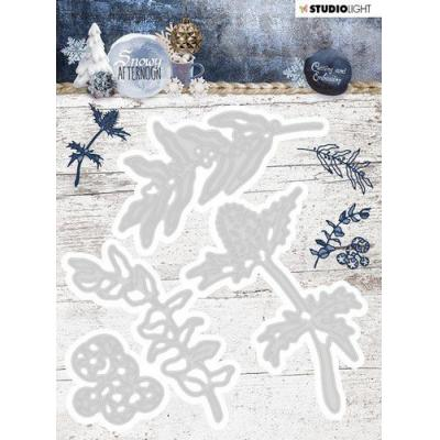 StudioLight Snowy Afternoon Embossing Die - Nr. 217
