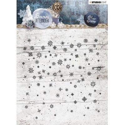 StudioLight Snowy Afternoon Clear Stamp - Nr. 401