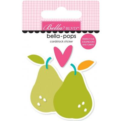 Bella Blvd Squeeze The Day Sticker - Pearfect