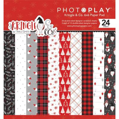 PhotoPlay Kringle & Co - Double-Sided Paper Pad