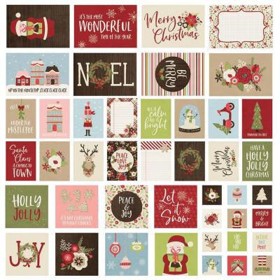 Simple Stories Holly Jolly - Sn@p! Card Pack