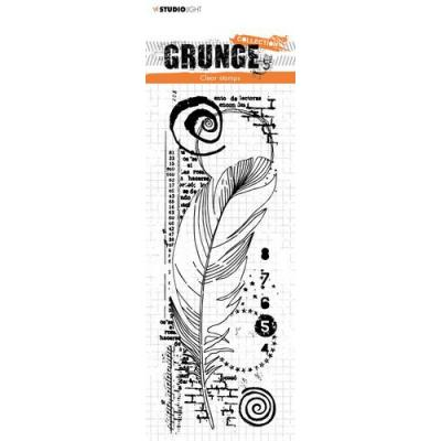 Studio Light Grunge Collection 3.0 Clear Stamp -