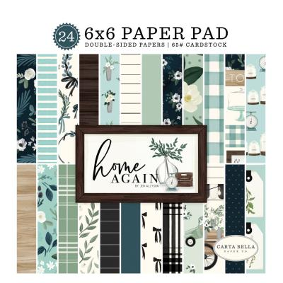 Carta Bella Home Again Designpapier - Paper Pad