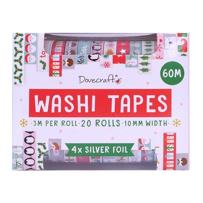 Dovecraft Washi Tape Set - Modern
