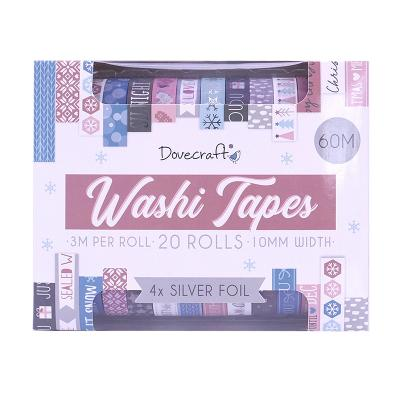 Dovecraft Washi Tape Box - Fashion
