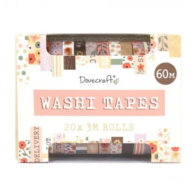 Dovecraft Washi Tape Box - Pastels