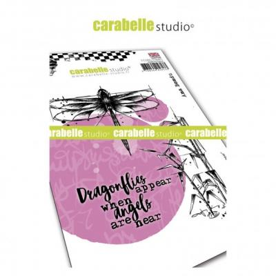 Carabelle Studio Cling Stamps - Angels Are Near