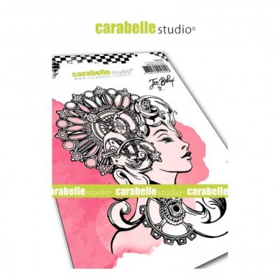 Carabelle Studio Cling Stamp -  Alexandria