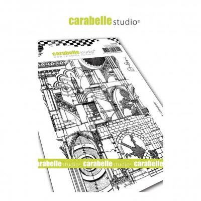 Carabelle Studio Cling Stamp - Background Cathedrale