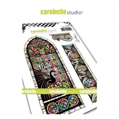 Carabelle Studio Cling Stamps - Vitrail