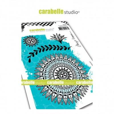 Carabelle Studio Cling Stamps - Indian Inspired 3