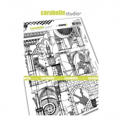Carabelle Studio Cling Stamp - Architecture Gothique