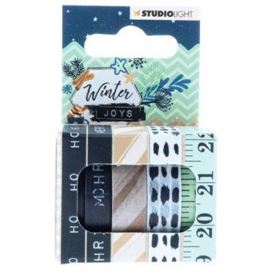 StudioLight Winter Joys - Washi Nr. 5