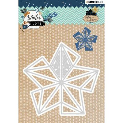 StudioLight Winter Joys Embossing Die - Nr 232