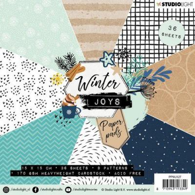 StudioLight Winter Joys  Designpapier - Paper Pad
