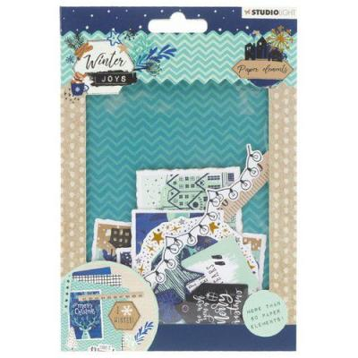 StudioLight Winter Joys Die Cut - Nr. 658