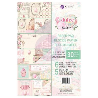 Prima Marketing Dulce Designpapier - Paper Pad