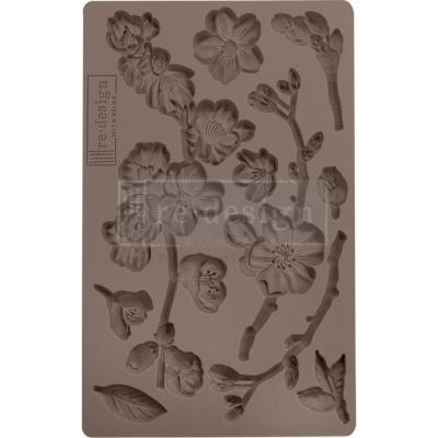 Prima Marketing Re-Design Mould - Cherry Blossoms