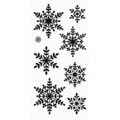 My Favorite Things Clear Stamps - Serene Snowflakes