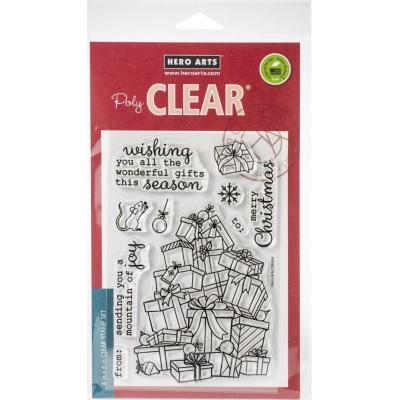 Hero Arts Clear Stamps - Mountain Of Joy