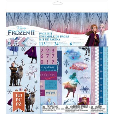 Disney Frozen II - Page Kit