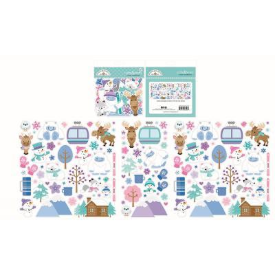 Doodlebug Winter Wonderland - Odds & Ends