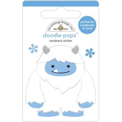 Doodlebug Winter Wonderland Doodle-Pops - Harry