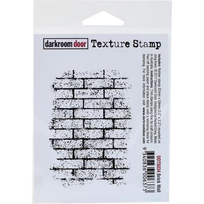 Darkroom Door Texture Stamp - Brick Wall