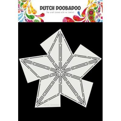 Dutch Doobadoo Card Art Schablone - Stern