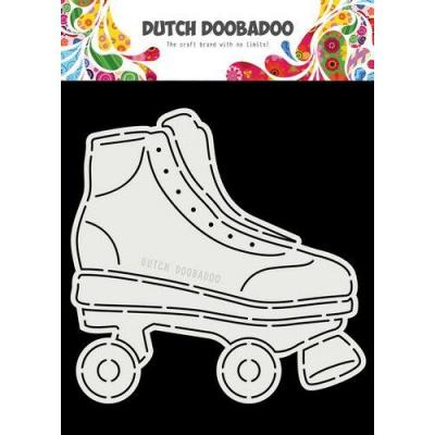Dutch Doobadoo Card Art Schablone - Rollerskates