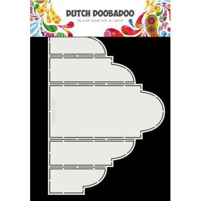 Dutch Doobadoo Dutch Card Art Schablone - Panel