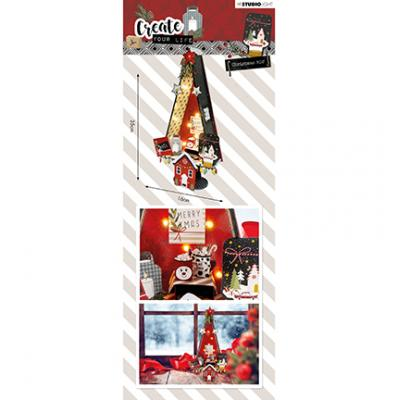 StudioLight MDF Set Christmas Create Your Life Nr. 58 - Tannenbaum