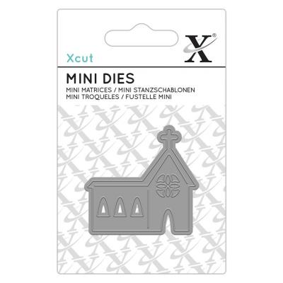 XCut Mini Die - Church