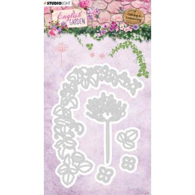 StudioLight English Garden Embossing Die - nr.240