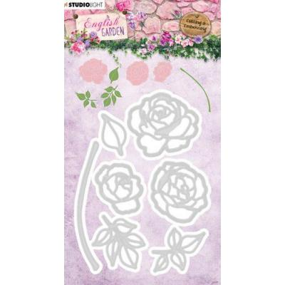 StudioLight English Garden Embossing Die - nr.239