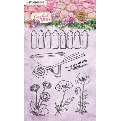 StudioLight English Garden Clear Stamps - nr.433