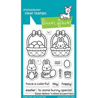 Lawn Fawn Clear Stamps - Easter Before´n Afters