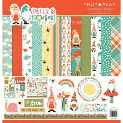 PhotoPlay Tulla & Norbert Designpapier - Collection Pack