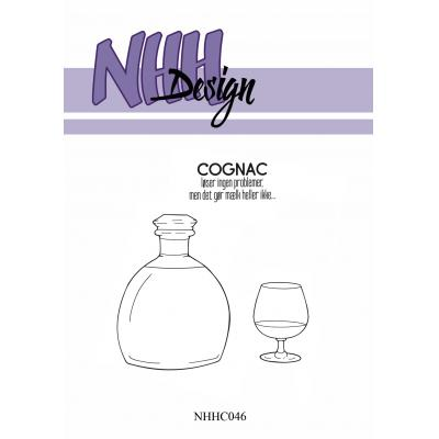 NHH Design Clear Stamps - Cognac