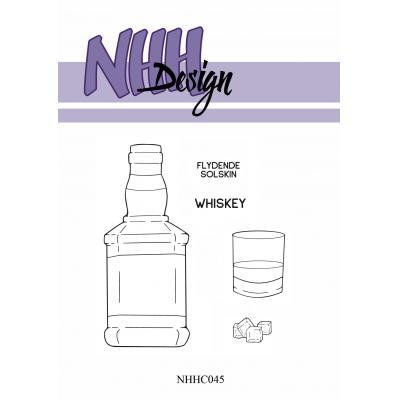 NHH Design Clear Stamps - Whiskey