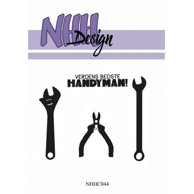 NHH Design Clear Stamps - Tools 2