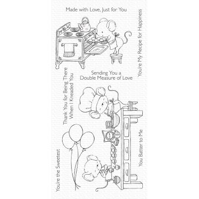 My Favorite Things Clear Stamps - SY Sweet Shop