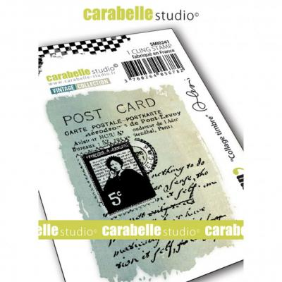 Carabelle Studio Cling Stamp - Collage Timbre
